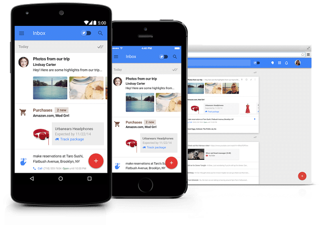 Inbox by Gmail and Get Started with Inbox by Gmail