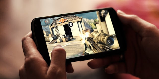 The top 4 on trend gaming apps for smartphones
