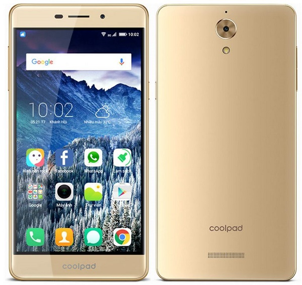 CoolPad Mega 2.5D with 8MP front camera, 3GB RAM, 2500mAh Battery Unveiled
