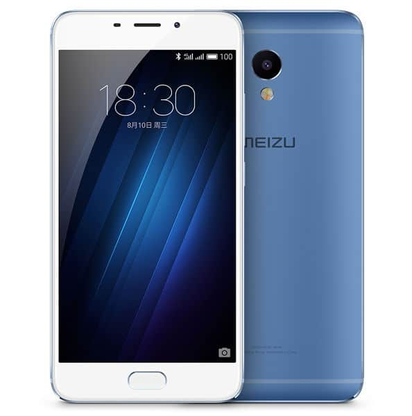 Metal Clad Meizu M3E with 5.5-inch 1080p display, 3GB RAM Goes Official