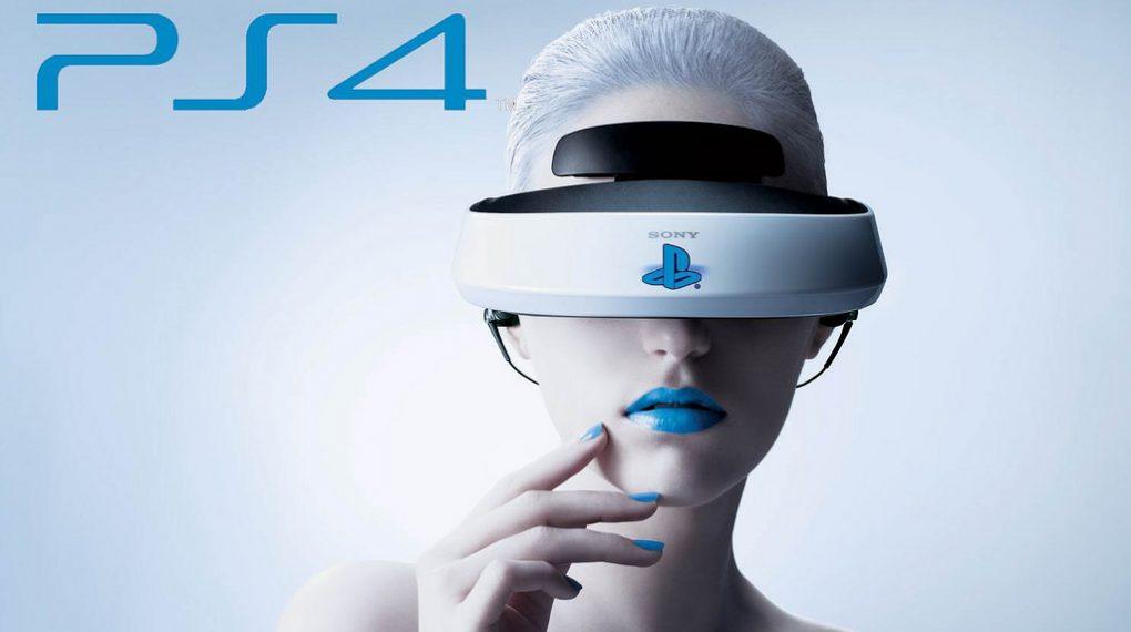 PS 4 Virtual Reality Tech