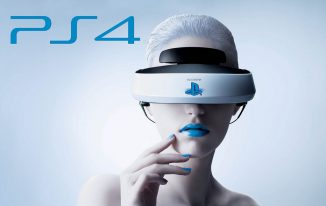 PS 4 Virtual Reality Tech