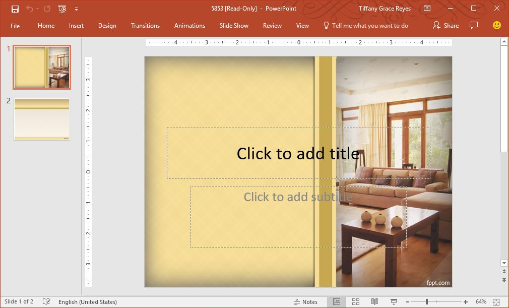 0023-living-room-powerpoint-template