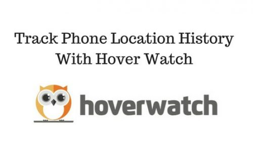 How to track phone location history