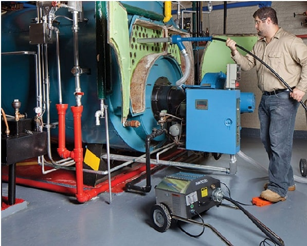 Best Boiler Tube Cleaning With This Boiler Tube Cleaner Machine-min