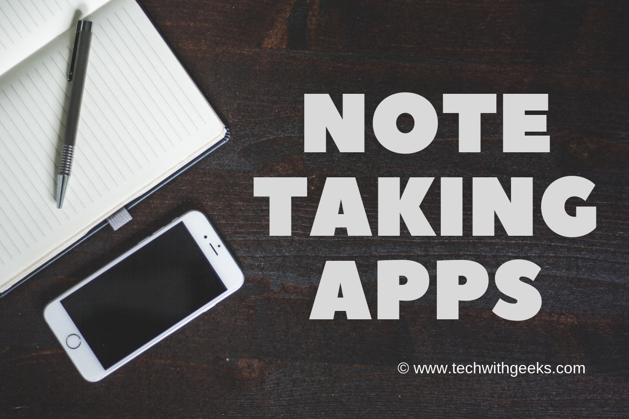Best Note Taking Apps For iOS
