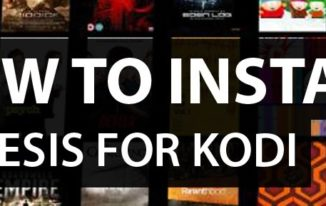 How to install Genesis on Kodi – The Easy Steps