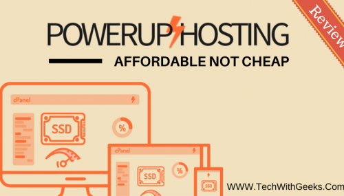 Power Up Hosting Review