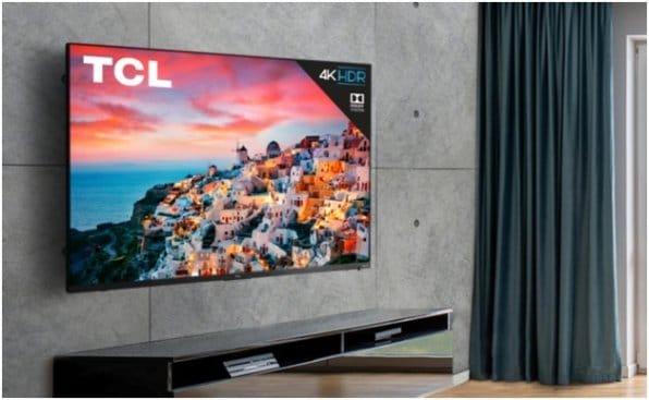 TCL 6-Series 8k Roku TVs