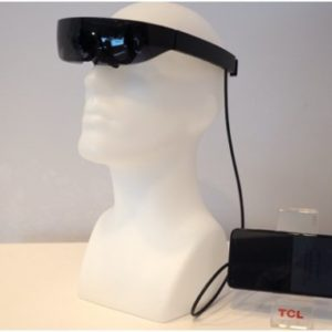 The TCL Wearable Display
