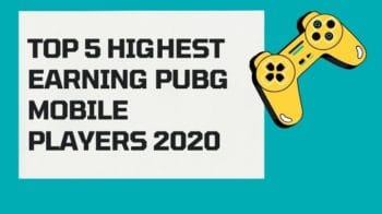 Highest Earning PUBG Mobile Players