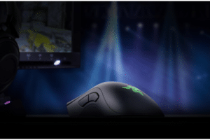 Razer gaming mice,