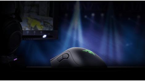 Razer gaming mice,