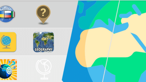 Geography apps