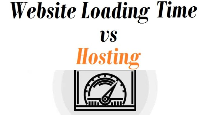 Impact of Hosting on Website Speed – An analysis