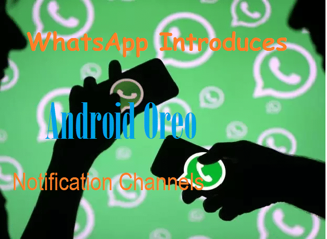 android oreo notification channels
