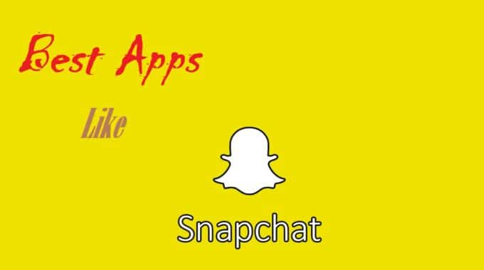 Apps Like SnapChat – Best SnapChat Alternatives