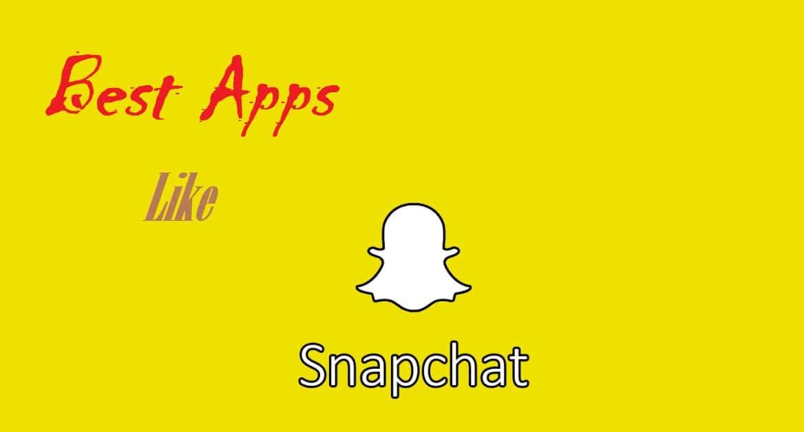 apps like snapchat