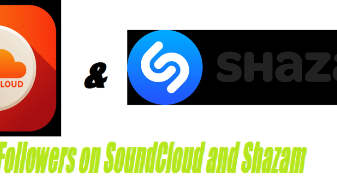 Buy Followers on SoundCloud and Shazam the easy way
