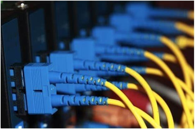 fibre optical cabling