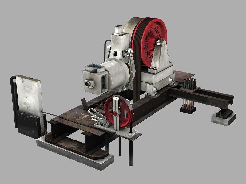 3D modeling in the industrial