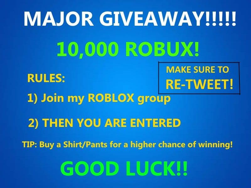 free robux 2018