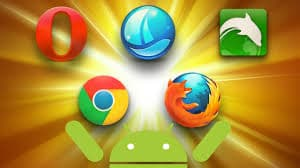 Internet Browsers For Android Mobile Phones