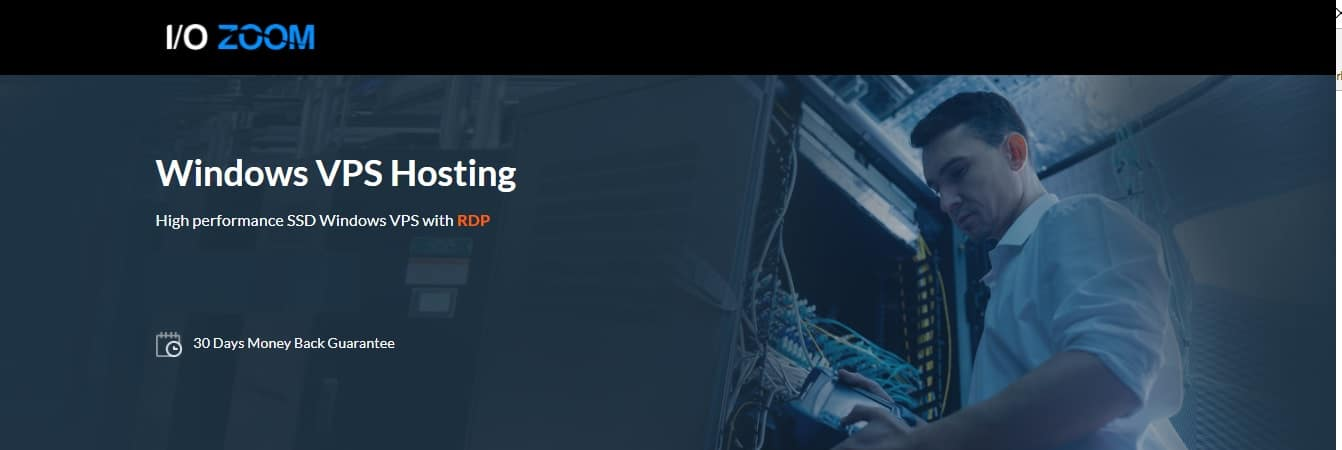 io zoom vps hosting