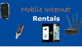 Mobile Internet Rentals – A Cost Effective way to access Internet