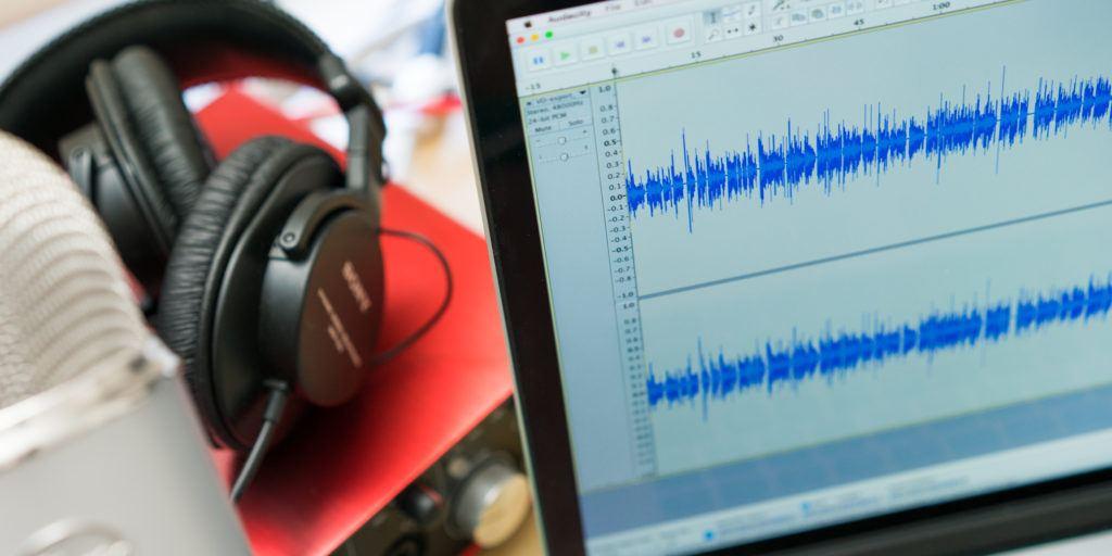 best audio editing softwares