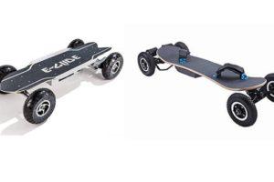 shopping for motorized skateboards