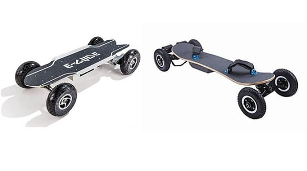 shopping for motorized skateboards
